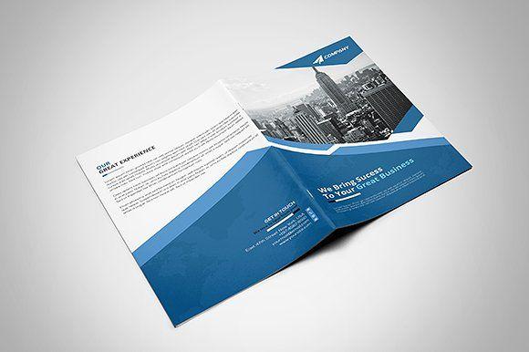 Corporate Bi Fold Brochure Bi Fold Brochure Brochure