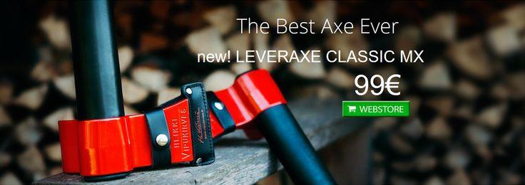 Leveraxe Official Web Site