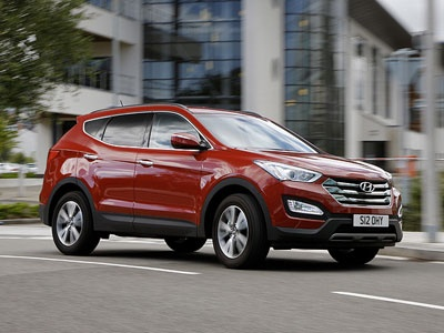 The new generation Hyundai Santa Fe SUV has been awarded the maximum five-star safety rating by Euro NCAP the independent vehicle assessment organisation.
