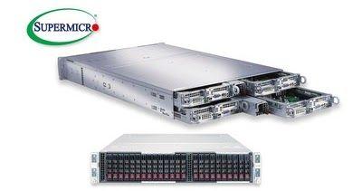 http://ift.tt/2lMrdp5 http://ift.tt/2lH5Idm  FSe trata del primer y único sistema de múltiple nodo 2U compatible con los procesadores dual-Xeon de 205 vatios 24 DIMMs por nodo y 24 All-Flash NVMe.  SAN JOSÉ California Febrero de 2017 /PRNewswire/ - Super Micro Computer Inc. (NASDAQ: SMCI) un líder global en servidores de alto rendimiento y alta eficiencia tecnología de almacenamiento y computación verde ha anunciado la quinta generación de su gama Twin la nueva arquitectura de servidor…