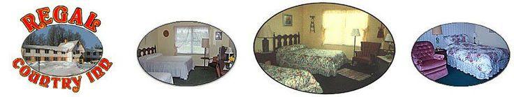 Regal Country Inn, Bed and Breakfast Lodging in Wakefield, Western U.P. Michigan