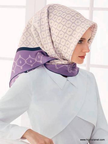 Armine Alverno Silk Hijab