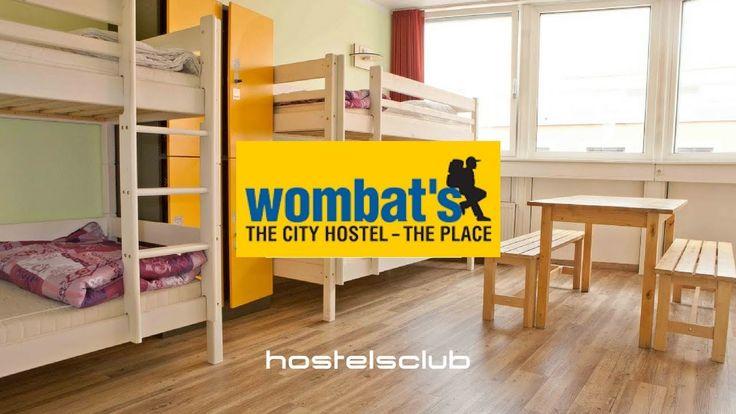 Wombat's City Hostel Munich è un fantastico ostello situato nel centro di Monaco di Baviera e ha un bellissimo cortile coperto da un tetto di vetro con alberi e un vivace bar dove far festa con gli altri ospiti!