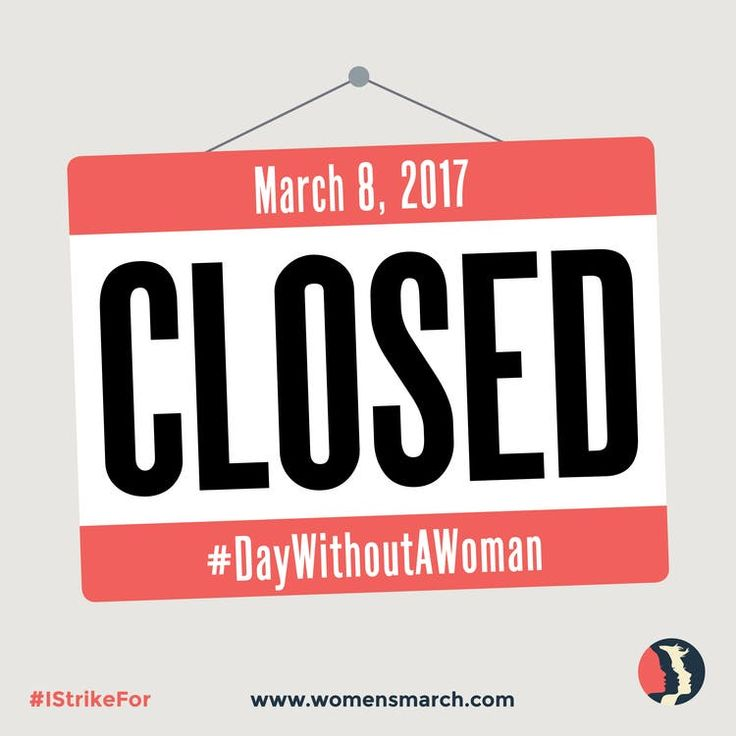 What the International Women's Day Protest Means for the Food Industry — Food News