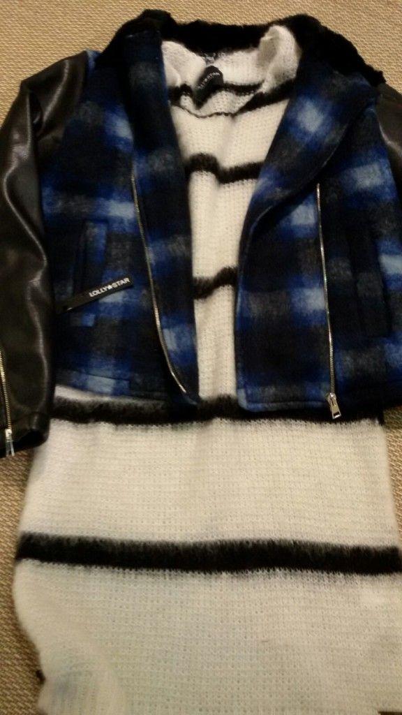 Lolly Star Donna. Uscita 24 novembre 2015. Unionmoda - L'Outlet Abbigliamento più Grande delle Marche.
