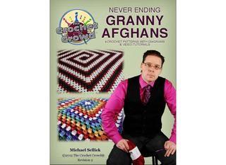 Never Ending Granny Afghan eBook