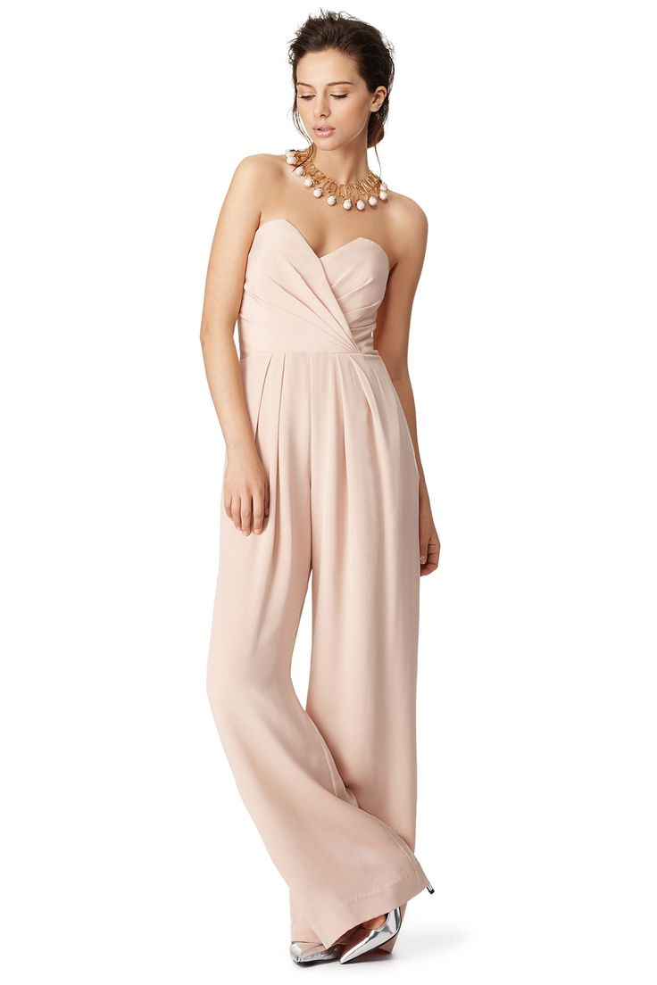 Rent East Side Jumpsuit by Jill Jill Stuart for $50 only at Rent the Runway.