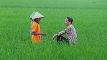 Jokowi: Jangan Anggap Remeh Petani Kita - Kompas.com: Indonesia Satu