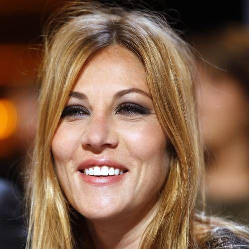 Mathilde Seigner, actrice.