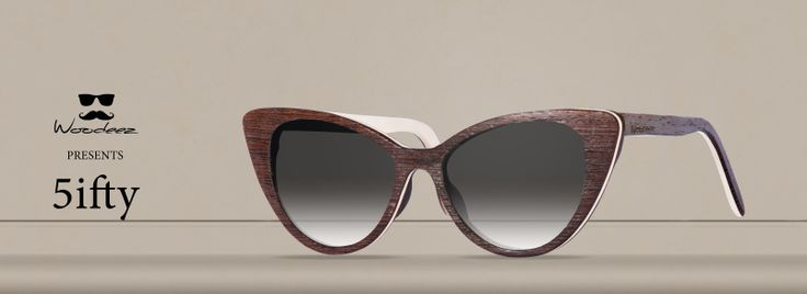 woodeez, wooden, sunglasses, wood, 5ifty, cat eyes