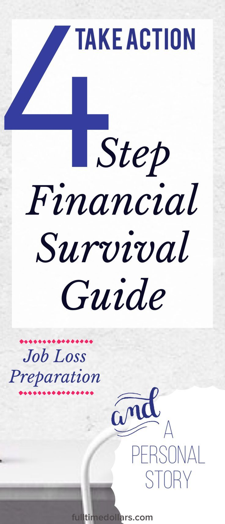 4 step financial survival guide how to prepare for an unexpected job loss - Looking For New Career Ideas Try These New Career Options