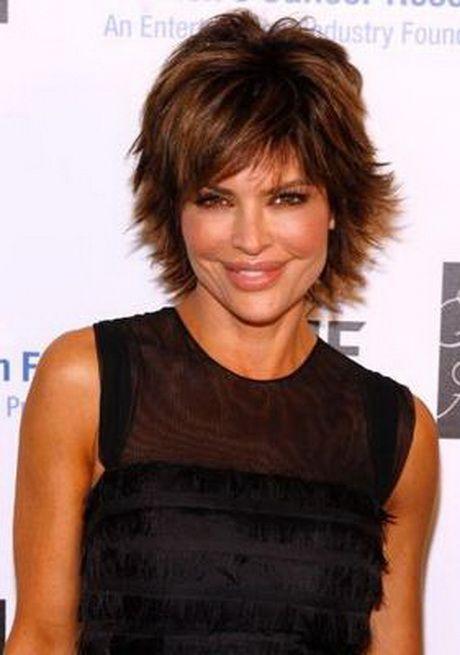 Cortes de cabello corto para mujeres de 50 años