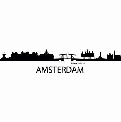 Skyline Amsterdam XL