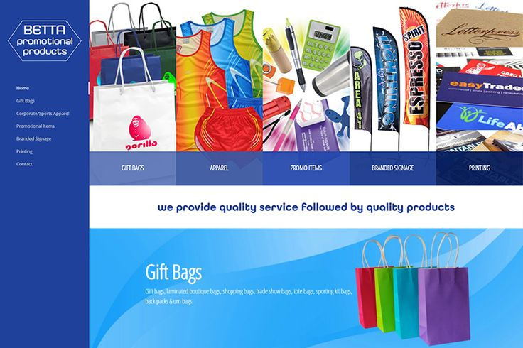 BETTA Promotional Products