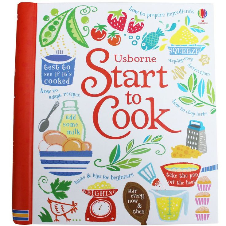 how to cook a book