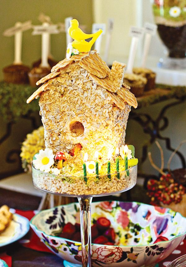 {Super Creative!} Nature Inspired Birthday Party