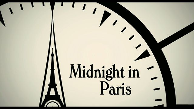 MIDNIGHT IN PARIS (2011)    Directed by: Woody Allen