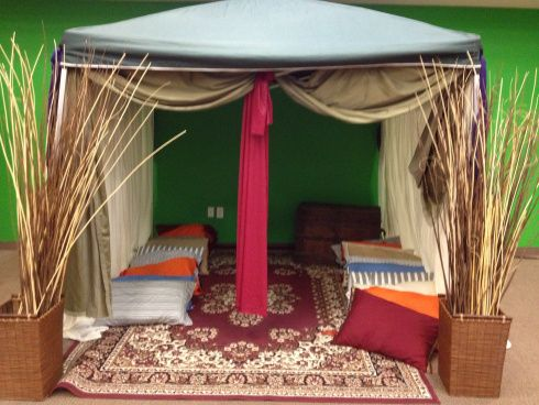 Three Great Decorating Ideas for An Egyptian or Ancient Market