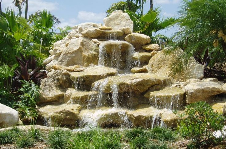 11 Best Images About Backyard Waterfall On Pinterest