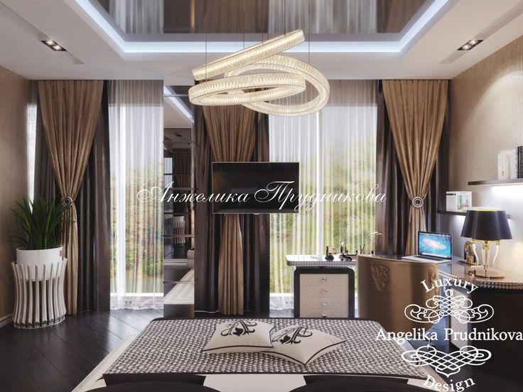 Дизайн интерьера мужской спальни. Фото 2016 - Дизайн спальни