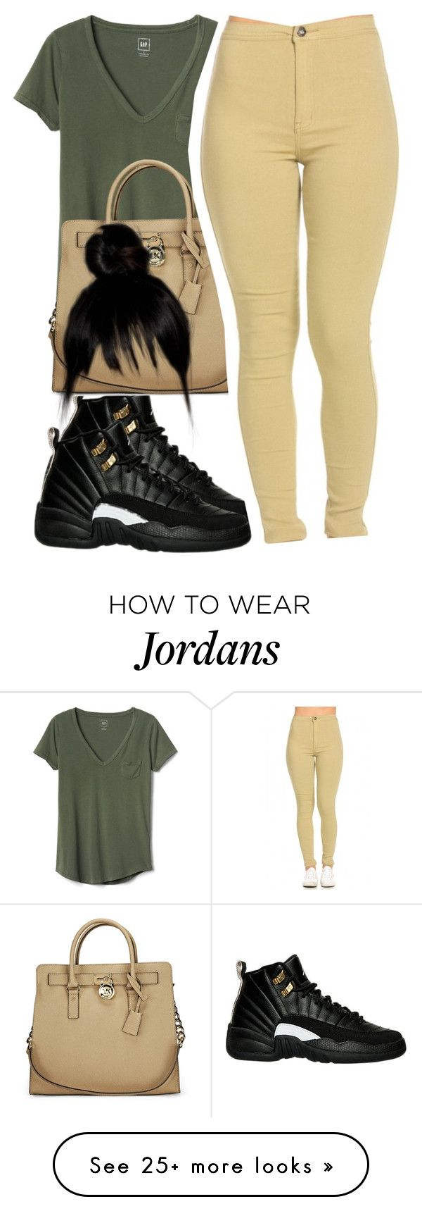 """""""#399"""" by chrissyworld14 on Polyvore featuring Gap and Michael Kors"""