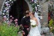 The Kiss St Enodoc daymer bay Church Cornwall