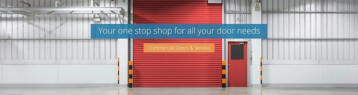 Garage Door & Gate Repair offers a complete service Commercial Door Systems for industrial and commercial places. We offer full commercial garage door repair NYC on garage door openers and garage door spring that broke or is not working.