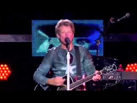 ▶ Bon Jovi - Because We Can Tour - Live from MetLife Stadium NJ 7/25/2013 (Full Concert) - YouTube