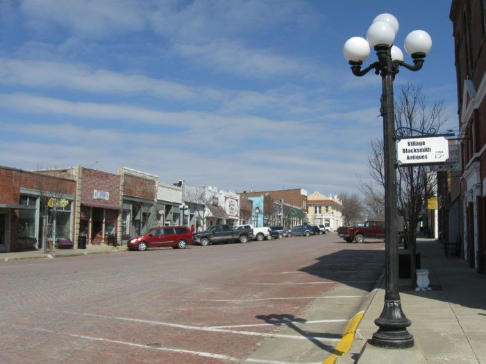 This Itty Bitty City Of Walnut Iowa Is Actually One Of The Best
