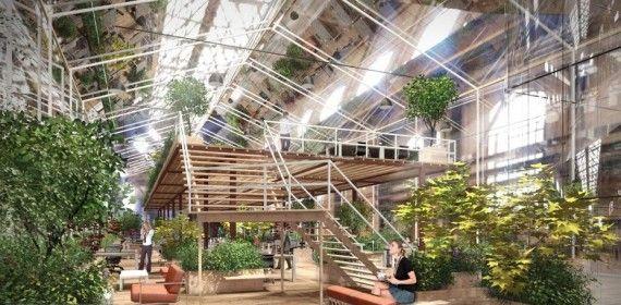 Amesterdão: estaleiro abandonado é convertido em escritório ecológico (com FOTOS)