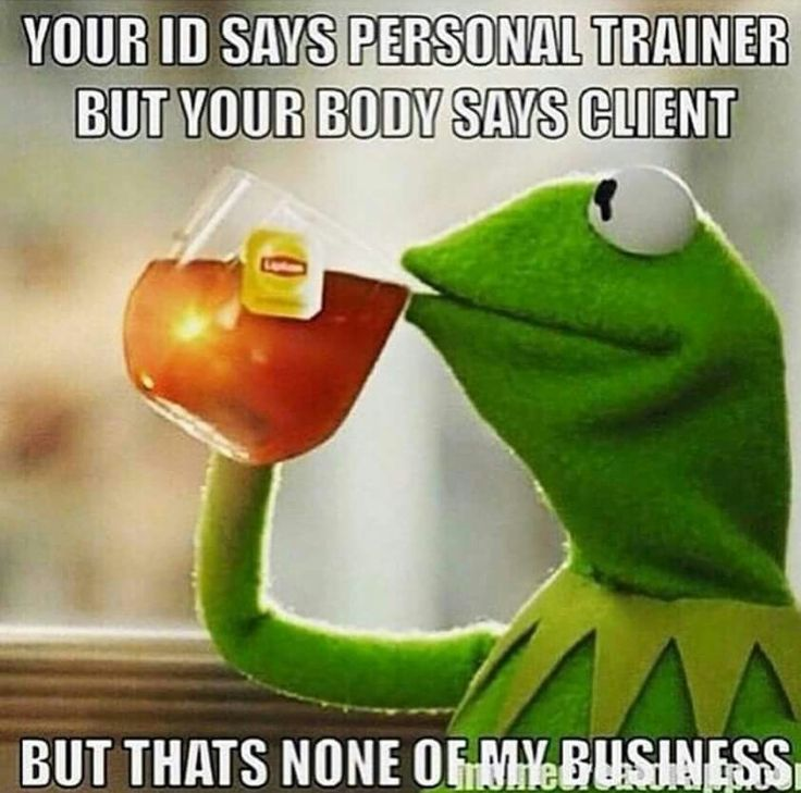 Personal Trainer Quotes Funny: 149 Best Images About Kermit On Pinterest