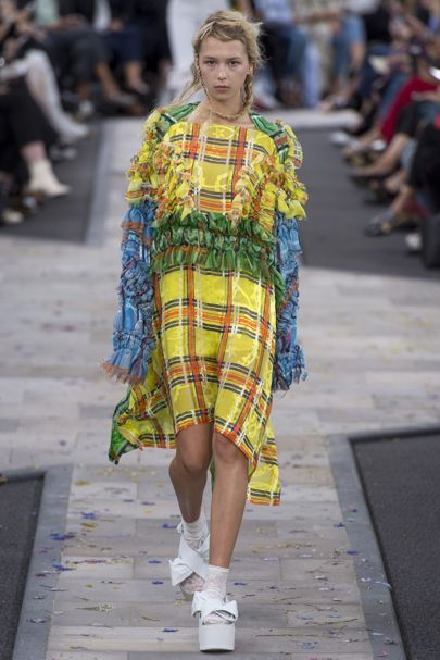 Preen by Thornton Bregazzi Spring/Summer 2017 Ready To Wear Collection | British Vogue