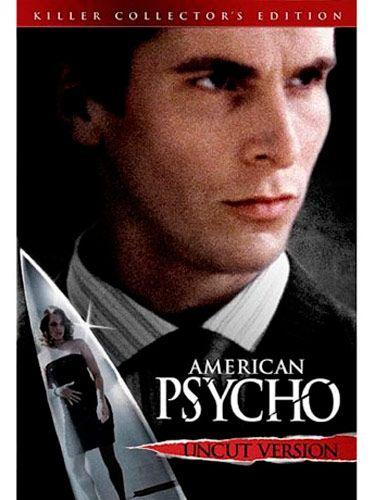 American Psycho (2000)邦題・・アメリカン・サイコ