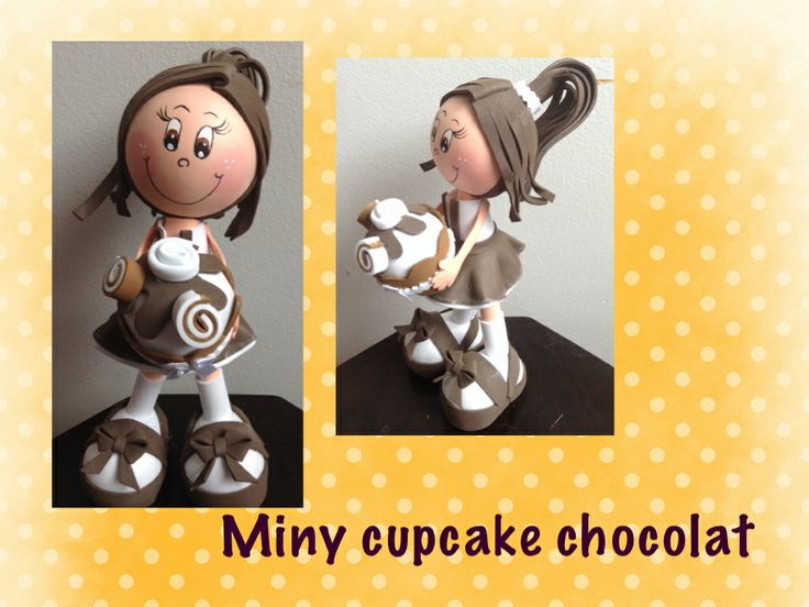 Miny cupcake