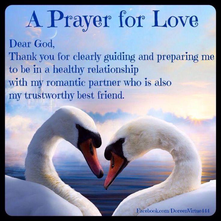 prayer for dating
