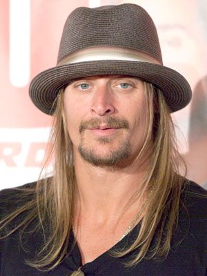 Kid Rock - my country rocker / redneck / don't mess wtih me while I'm eatin' at Waffle House boyfriend