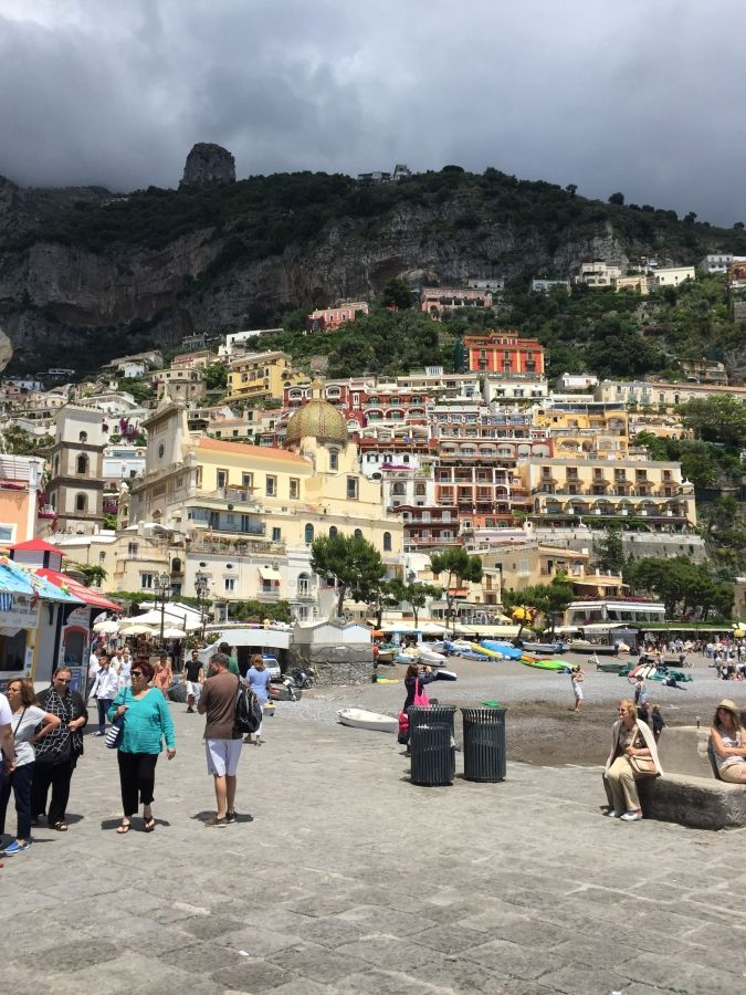 Positano, Costa Amalfitana, Italia = Amalfi Coast, Italy.