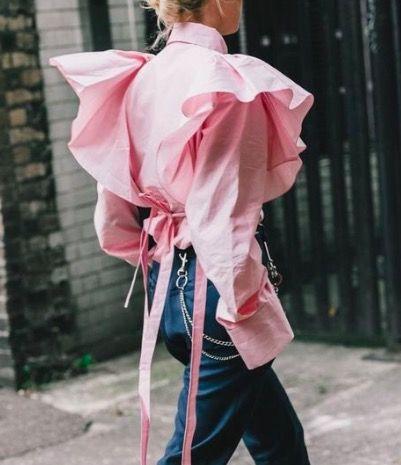 new season pinks