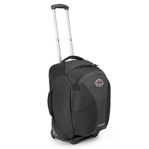 Osprey Meridian 60 Litre Convertible - Wheeled Travel Pack with Harness & Daypack - Latest Model