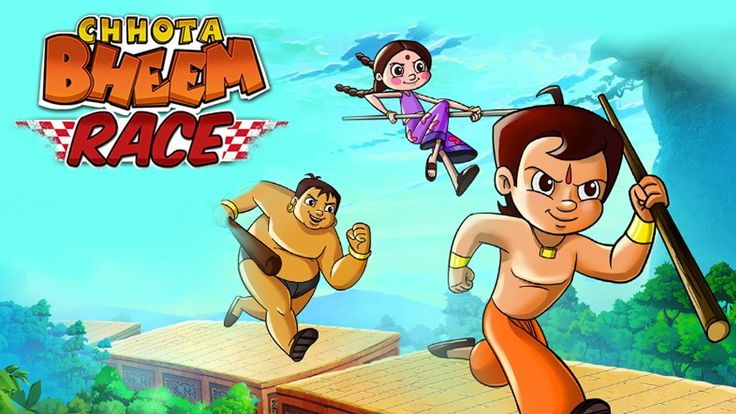 Chhota Bheem Race Game | Running Games Hindi Games for Kids | Android Ga...