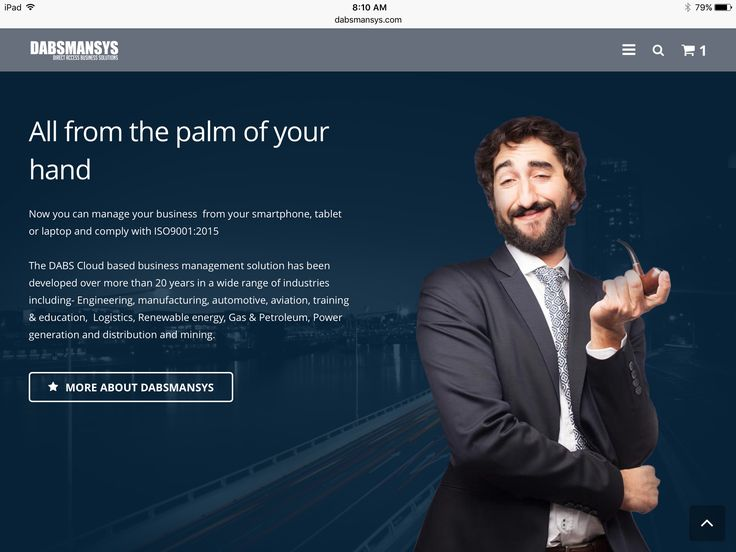 Manage your business from the palm of your hand