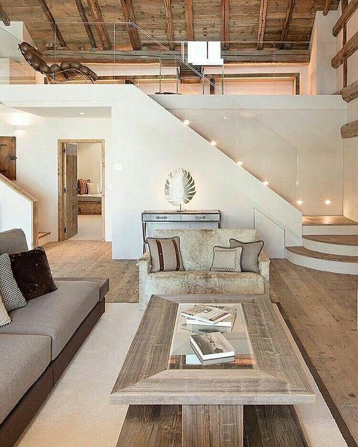 11 besten Hausbau Bilder auf Pinterest Dachausbau, Dachgeschosse - fachwerk wohnzimmer modern