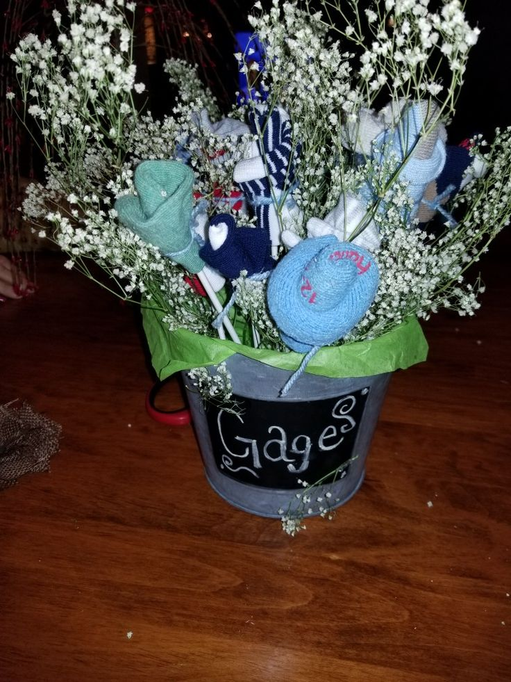 25 Best Ideas About Baby Sock Bouquet On Pinterest Baby