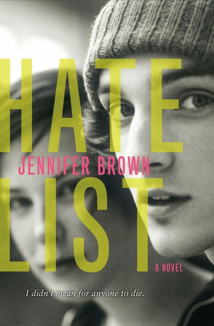 Hate list de Jennifer Brown