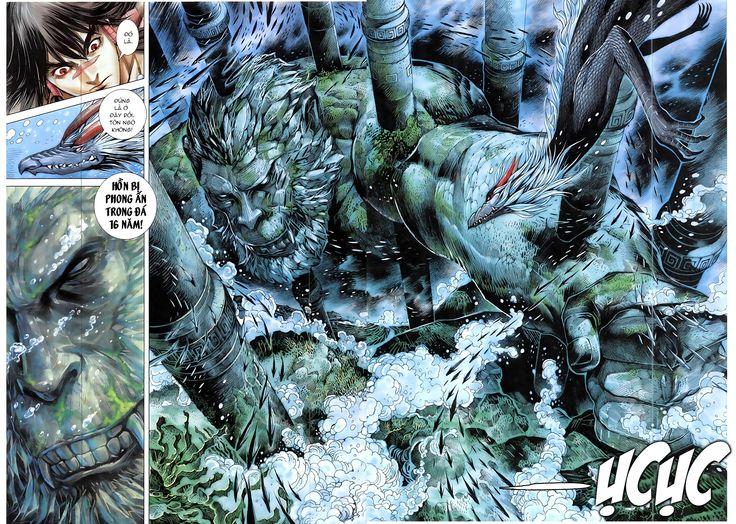 Tây Du chap 28 - Truyện tranh   Truyện tranh online   Đọc truyện tranh   Manga