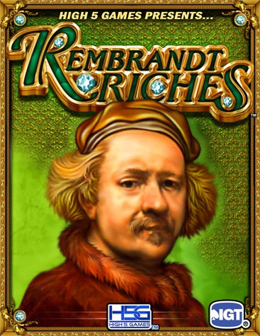 Rembrandt Riches - Slot Game by H5G