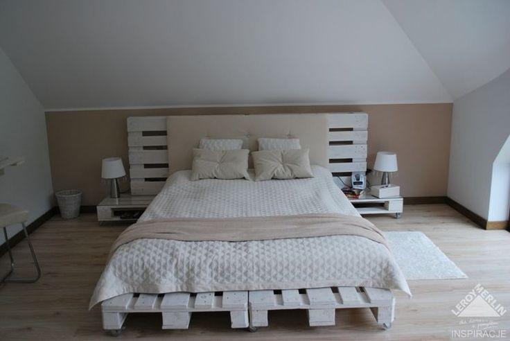 łóżko z palet - Szukaj w Google