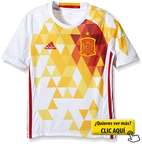 adidas Fef A Jsy Y Camiseta Selección Española... #futbol #españa