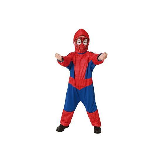 Spinnen held kinder kostuum