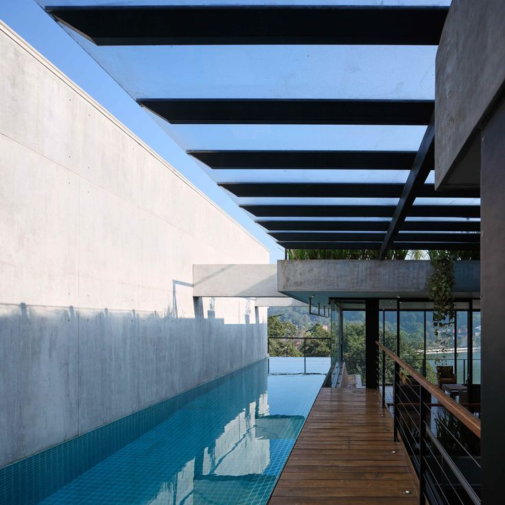 Nestled Hideaway Villa Boutique Hotel / IPA Architects / Año 2017.